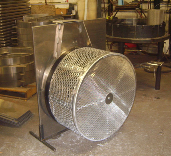Aluminum Drum Screen