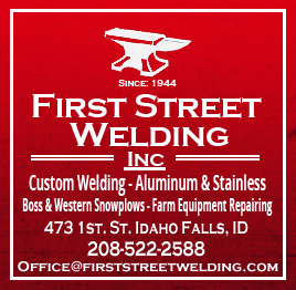 First Street Welding, Inc. - Idaho Falls, ID